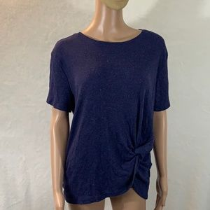 APT.9 top short sleeves, size L